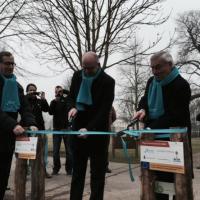 Routenetwerk Buitengoed Geul en Maas in Houthem geopend