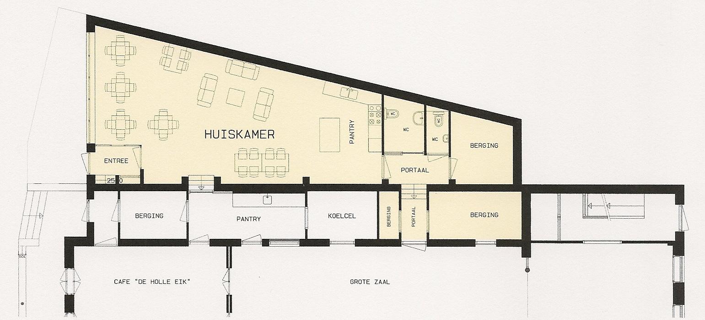 plattegrond huiskamer 180215 a5 wij houthem