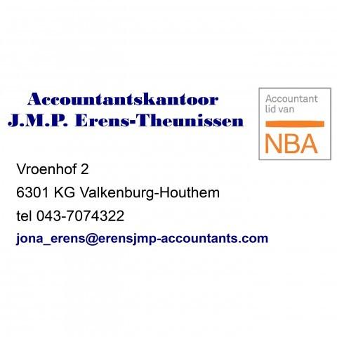 Accountantskantoor J.M.P. Erens-Theunissen