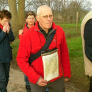 Wandelaars bedanken Hub Hounjet na 50ste wandeling