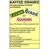 Kaffee Swaree