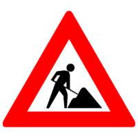 Gemeentebericht wegwerkzaamheden