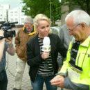 Houthemse wandelaars op TV Valkenburg