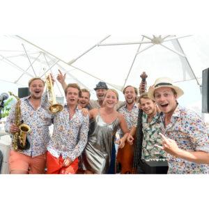 Buurtfeest met Tzigane Swing @ Burgemeester Quicx | Valkenburg | Limburg | Netherlands