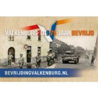 Valkenburg herdenkt en viert 75 bevrijding, ook in Houthem!