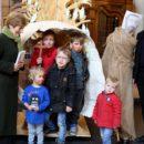 """Blijde kindergezichten tijdens de Gerlachus gezinsdag """"Woa is dat fièske"""""""